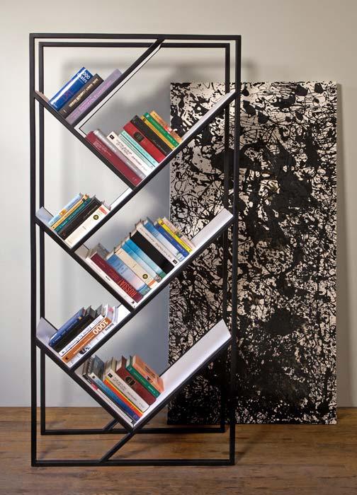 Modern Bookshelves Design 504 x 700